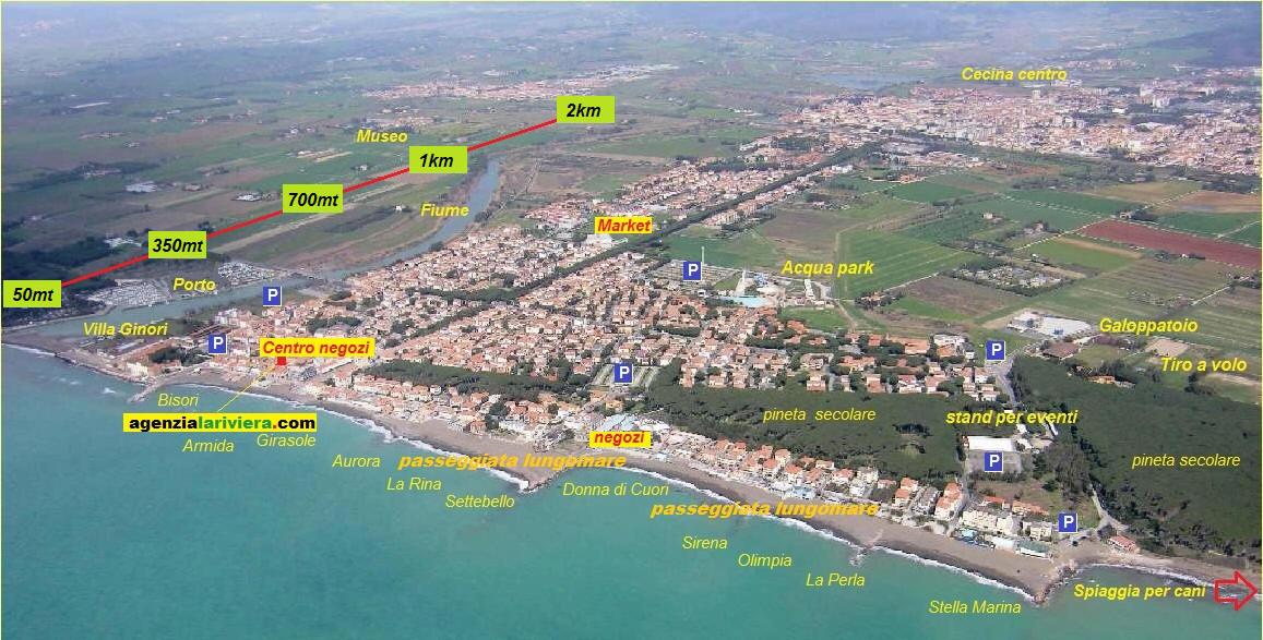 Appartamenti In Affitto Marina Di Bibbona
